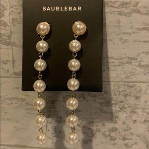 Baublebar Earrings. NWT